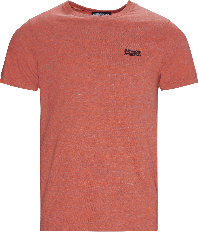 M101002 Tee - T-shirts - Regular fit - Rød